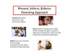 Myers Counseling Group PIE Parenting Approach
