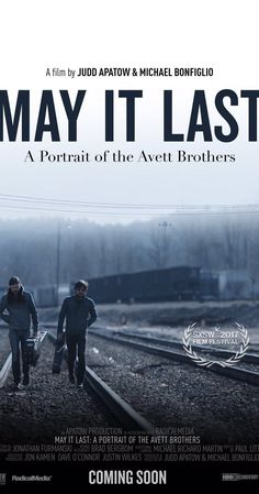 Directed by Judd Apatow, Michael Bonfiglio. With Scott Avett, Seth Avett, Jennifer Carpenter, Bob Crawford.