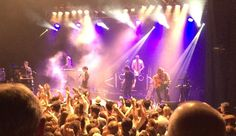 Caravan Palace Live in Bristol - I was here! My first gig! XD