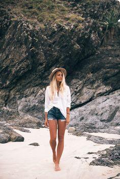 Primark hat/ Lindex shirt/ Levis shorts