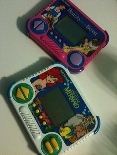 Disney electronic games | 55 Toys And Games That Will Make '90s Girls Super Nostalgic