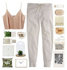 """Untitled #2488"" by tacoxcat ❤ liked on Polyvore featuring J.Crew, Lemnos, Dot & Bo, Dogeared, Urban Outfitters, Le Labo, Chicnova Fashion, Carved Solutions and Narciso Rodriguez"