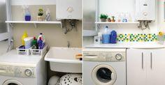 Revista MinhaCASA - A lavanderia também quer se mostrar!