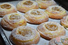 Yami Yami, Biscotti, Doughnuts, Good Food, Muffins, Bread, Snacks, Food And Drink, Baking