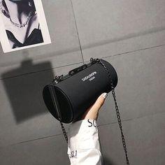 Fashion round mini crossbody bags for women nubuck PU leather lady cylinder handbags Mini Crossbody Bag, Cross Body Handbags, Michael Kors Jet Set, Pu Leather, Lady, Women, Fashion, Moda, Crochet Shoulder Bags