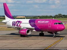 Airbus A320-232 - Wizz Air | Aviation Photo #1572896 | Airliners.net
