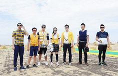 """Li Chen, Angelababy, Wong Cho Lam and the original cast of """"Running Man"""" will return for the fourth season."""