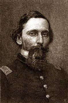 Confederate General Charles Sidney Winder was killed during the Battle of Cedar Mountain August 9th 1862.