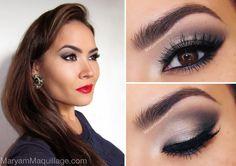 12 Colorful Eyeshadow Tutorials For Brown Eyes - Makeup TutorialsFacebookGoogle+InstagramPinterestTumblrTwitterYouTube