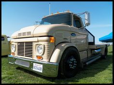 1964 Ford COE Truck | Not one you see everyday...A 1964 Ford… | Flickr