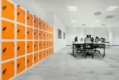 Alert Logic Offices by Space & Solutions, Cardiff – UK » Retail Design Blog