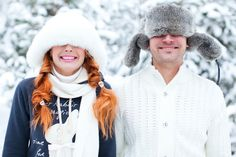 Studien kommen zu dem Ergebnis: Unsere kognitiven Fähigkeiten nehmen im Winter eher noch zu...