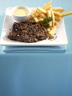 Steak frite vite