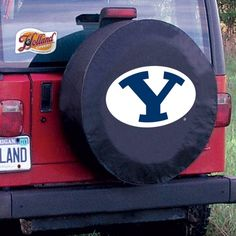 Tire Cover - Brigham Young University Cougars