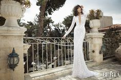 Berta Wedding Dresses - See the Summer 2015 Collection