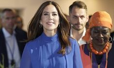 Prince Frederick, Queen Margrethe Ii, Danish Royal Family, Danish Royals, Blue Jumpsuits, Crown Princess Mary, Mary Elizabeth, Cartier Love, Spring Summer 2016