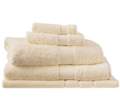 Off White Egyptian Towel Set Wholesale Mat Online, Luxury Towels, House Of Fraser, Bathroom Towels, Egyptian Cotton, Smooth Skin, Towel Set, Bathroom Interior, Hand Towels