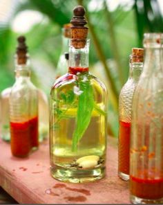 <i>Pique</i> or Puerto Rican Hot Sauce is a staple condiment in Puerto Rico. This recipe from Chef José Santaella's cookbook <i>Cocina Tropical</i>.