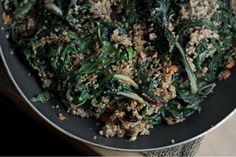 Miso Harissa Delicata Squash and Swiss Chard bulgur - from Marcus ...