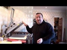 ▶ T Shirt Printing Heat Press - What You Need To Know - YouTube
