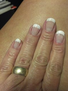 Love french manicures