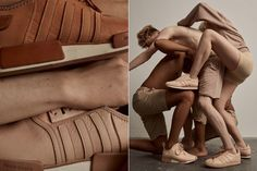 Adidas x Hender Scheme Hand Crafted Shoes – Fubiz Media