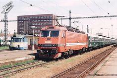 Rail Transport, Bahn, Techno, Transportation, Travel, Viajes, Destinations, Traveling, Trips