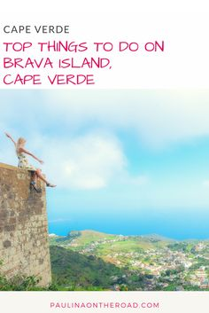 Explore the spectacular island of Brava, Cape Verde Places Around The World, Around The Worlds, Beste Hotels, Natural Swimming Pools, Cape Verde, Ultimate Travel, Images Gif, Strand, Kayaking
