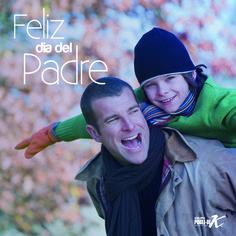 Feliz dia del Padre!! que se la pasen excelente este domingo tan especial