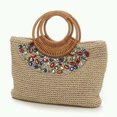 Marvelous Crochet A Shell Stitch Purse Bag Ideas. Wonderful Crochet A Shell Stitch Purse Bag Ideas. Crochet Handbags, Crochet Purses, Crochet Bags, Diy Tote Bag, Diy Purse, Handmade Handbags, Handmade Bags, Macrame Bag, Jute Bags