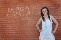 Senior pictures with Megan Bailey!