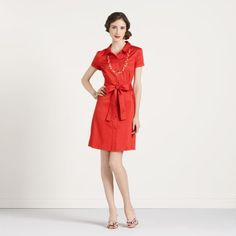 { Kate Spade - Harriet Shirt Dress }