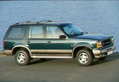 Ford explorer 1993 photo - 4