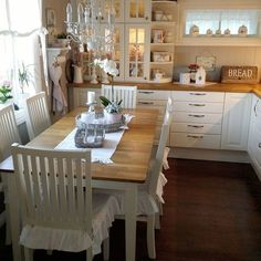 Декор дома Инги в скандинавском шебби-шик стиле. Обсуждение на LiveInternet - Российский Сервис Онлайн-Дневников
