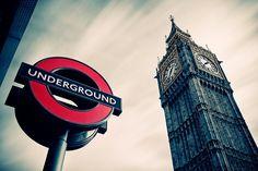 Find London Underground, London, England at www.urbita.com
