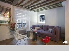 Designer apartment in the heart of the 6th arrondissement