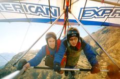 Deportes extremos en el aire: Aladelta