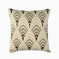 Chrysler Arch Pillow | dotandbo.com