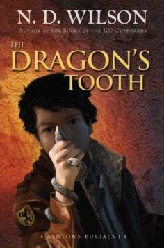 """This new book The Dragon's Tooth, reviewed by @Sarah Reinhard looks like a winner! I also love YA fiction & series so this is on my """"to be read"""" list!"""
