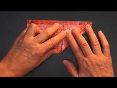 Origami Kimono - YouTube