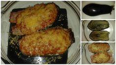 Beringelas rechedas com atum - Nutrição em blogue