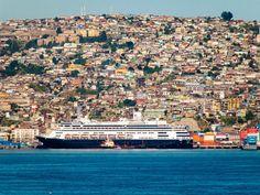 Valparaíso cerró su temporada de cruceros de forma exitosa