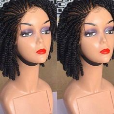 Scene Hair Bangs, Medium Hair Styles, Curly Hair Styles, Ankara Maxi Dress, Box Braids Hairstyles, Lace Closure, Wigs, Prom Dresses, Natural
