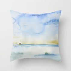 Venice California Throw Pillow by laurimatisse Venice California, Matisse, Throw Pillows, Fun, Fashion, Fashion Styles, Decorative Pillows, Fasion, Decor Pillows