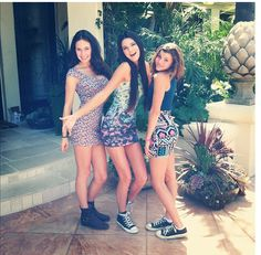 kendall and friends