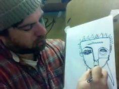 """how 2 paint like famous artists -3 """"Jesse Reno"""""""