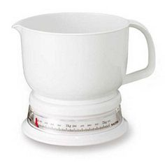 Salter Housewares is the leading British manufacturer of consumer bathroom & Kitchen Scales for over 250 years. Plastic Jugs, Us Cup, Tesco Direct, Scale, Water Jugs, Kitchen Products, Debenhams, Food, House