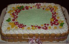 torta con margherite - Cerca con Google