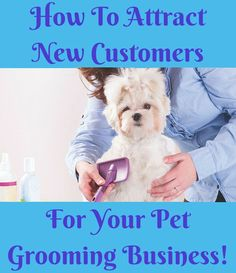 Do you have an amazing pet grooming business, but you're struggling to get new customers and pets into the door? This blog post has 7 expert ideas about how to grow your business and generate revenue!