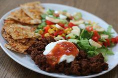 Her i huset spiser vi taco minst en gang i uken, det er jo så enkelt og så godt! For å ikke bli l...